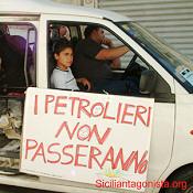 Manifestazione contro le trivellazioni 17 Marzo 2007