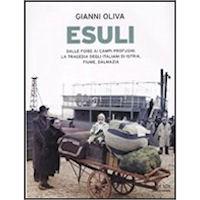 Presentazione del libro «Esuli» di Gianni Oliva.