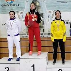 Karate - É medaglia di bronzo per la pachinese Carlotta Sipione