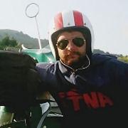 Da Mantova a Capo Passero con Paolo Ferri sulla Vespa