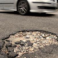 Le casse sono vuote e le strade diventano groviera
