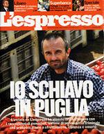 IO, SCHIAVO IN ITALIA