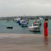 Gasolio, l'ira dei pescatori