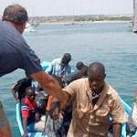 Soccorsi dalle Fiamme gialle 49 extracomunitari somali