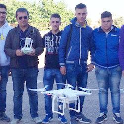 Al Calleri di Pachino volano i droni