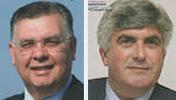 Campisi e Bonaiuto divisi da 300 voti