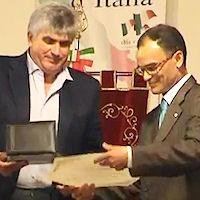 Il premio «Vitaliano Brancati» a Luigi Ronsisvalle e Magdi Allam