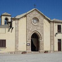 A Marzamemi imbrattata la chiesetta