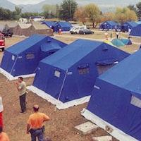 Prevenzione antisismica - Stanziati 1,5 mln per l'area di Protezione civile