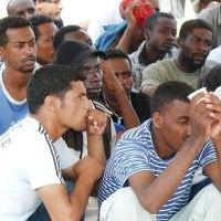 Sbarchi, scappati i migranti