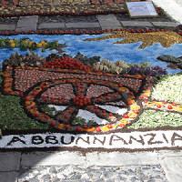 All'Inverdurata vince il mosaico «Abbunnanzia»