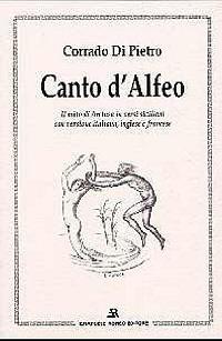 Comunicato: Canto d'Alfeo tratto dal poemetto omonimo di Corrado Di Pietro