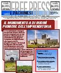 """Il free press """"I Pachinesi"""" in un tempio dell'enologia"""