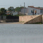 Danni per pioggia e raffiche di vento