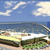 Sarà realizzato nel bacino di Levante e disporrà di 556 posti barca