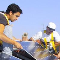 Sì ai nuovi impianti a sistema fotovoltaico