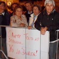 Domani i dipendenti comunali in piazza uniti da un disagio che dura da tre mesi