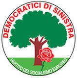 Gli otto delegati della sezione dei Ds di Pachino