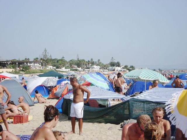 Spiaggia di San Lorenzo Ferragosto