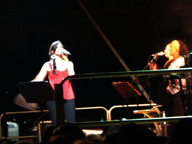Luisa Corna in concerto