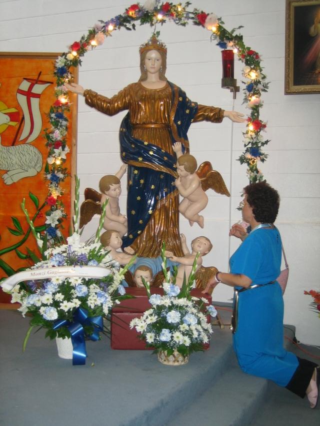 Festeggiamenti Maria S.S. Assunta Toronto