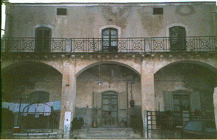 Casali arabi e Feudi