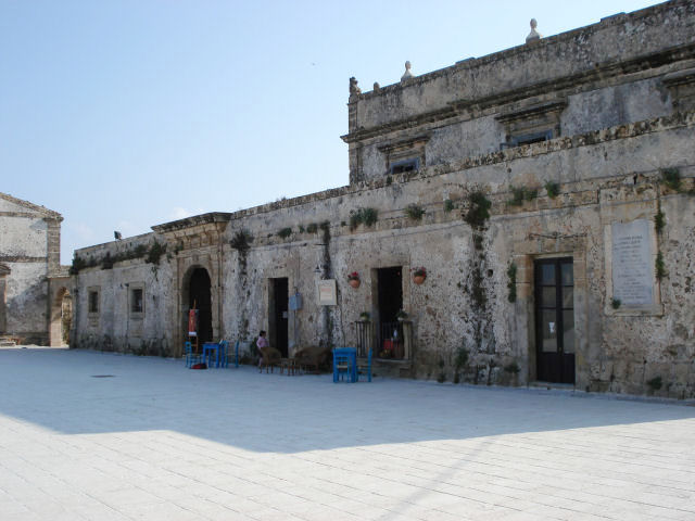 Marzamemi - Palazzo di Villadorata