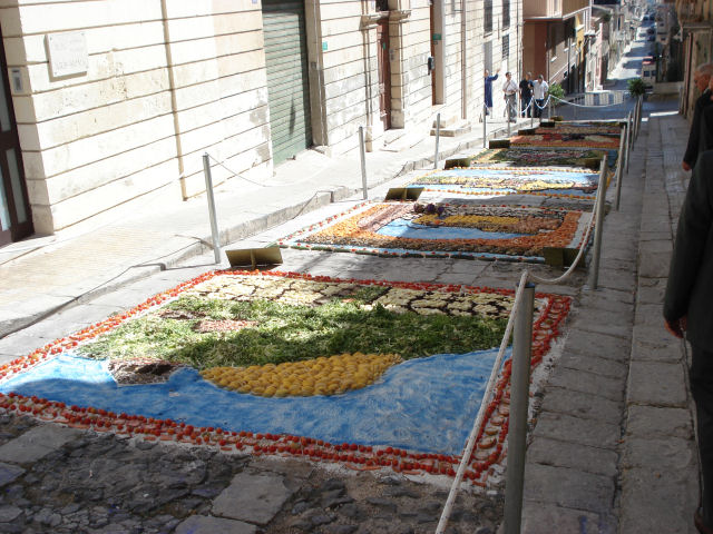 Inverdurata 2007 - Concorso di mosaici vegetali