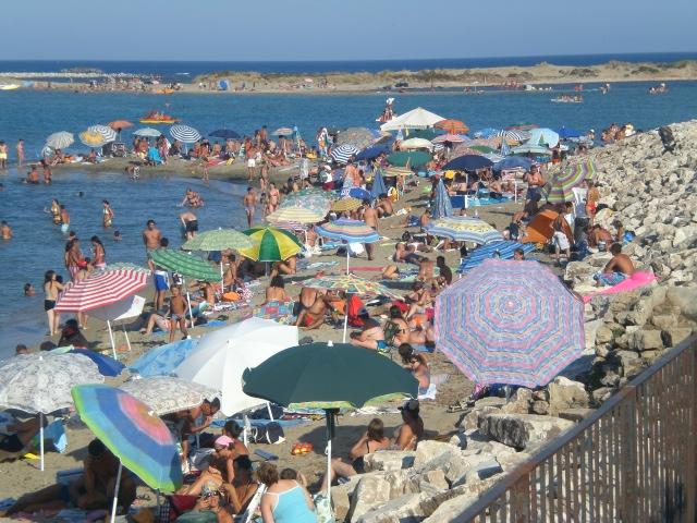 Portopalo Spiaggia Collo