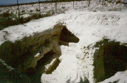 Necropoli bizantina di Cuba-Burgio