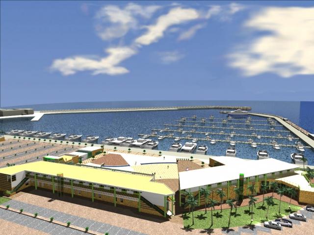 Portopalo di Capo Passero il nuovo porto