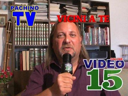 """LA TV DI PACHINO """" DIRETTA VIDEO 24 SU 24 IN TUTTO IL MONDO"""""""
