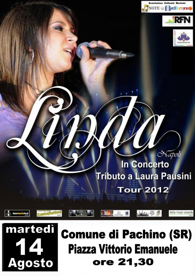 Live Linda Napoli - Tributo a Laura Pausini