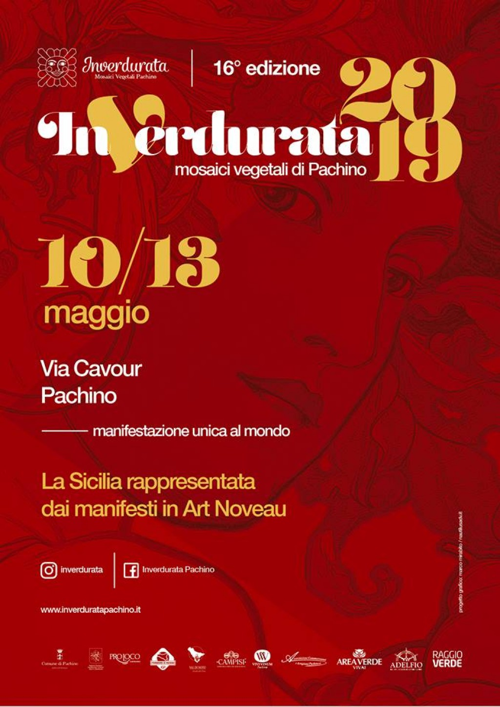 Sedicesima edizione dell' Inverdurata a Pachino