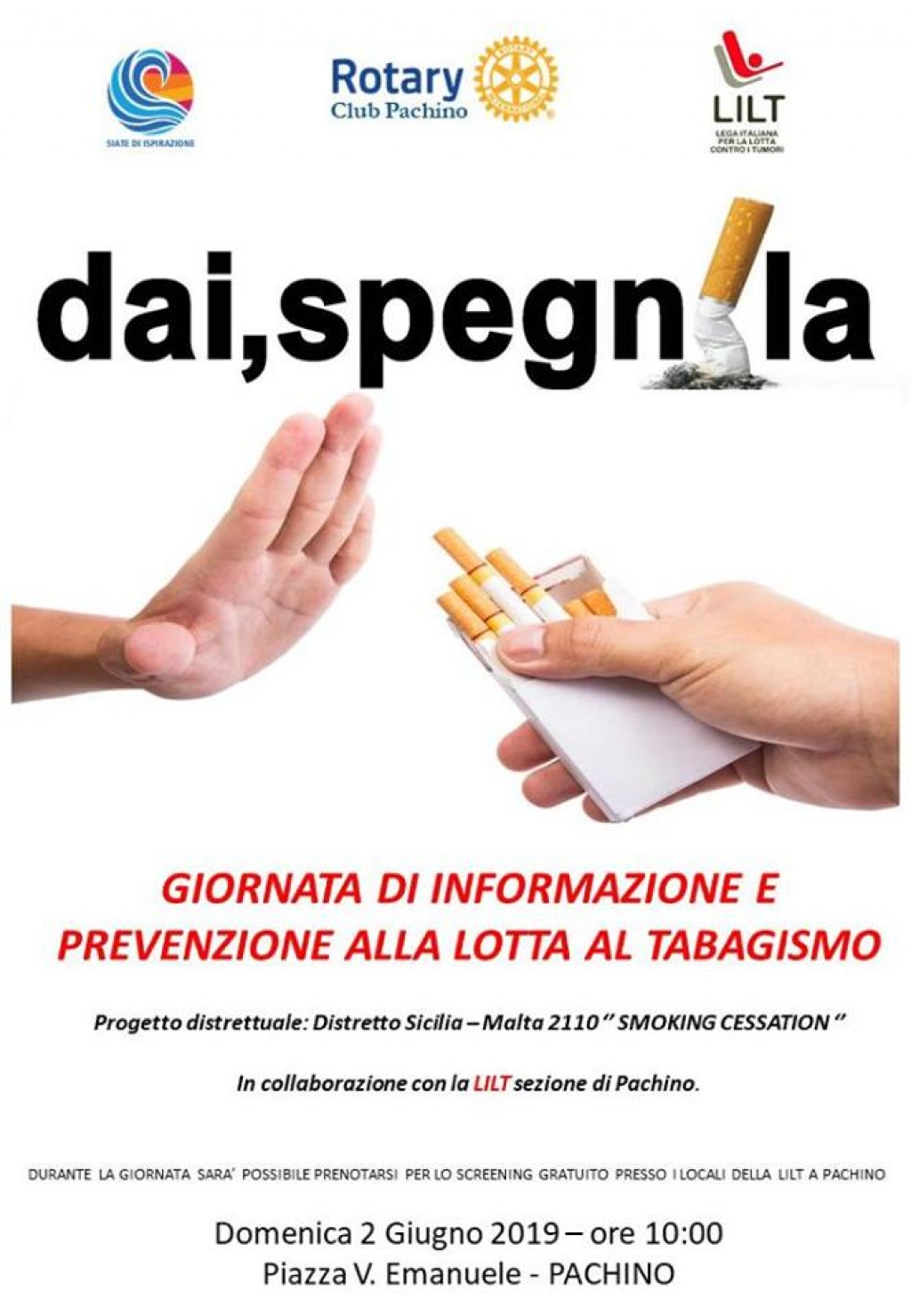 PROGETTO: Smoking Cessation