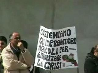 16-03-2006 Manifestazione degli Agricoltori