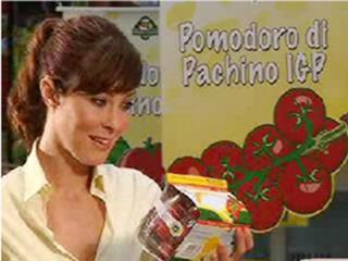 Uno spot sul pomodoro ciliegino di Pachino