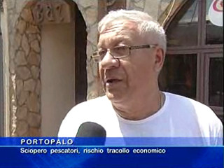 Portopalo - Sciopero pescatori, rischio tracollo economico