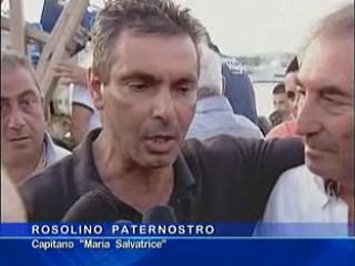 Portopalo di C.P. - Rientro del Maria Salvatrice, polemiche contro Malta
