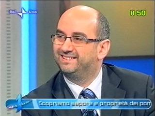 """Il direttore del Consorzio IGP Pomodoro di Pachino a """"Uno Mattina"""""""