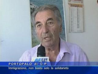 Portopalo di Capo Passero - Immigrazione, non basta solo la solidarietà