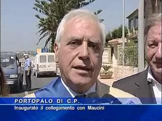 Inaugurato il collegamento con Maucini