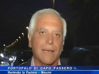 Portopalo di Capo Passero - Illuminata la Pachino-Maucini