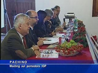 Pachino - Meeting sul pomodoro IGP