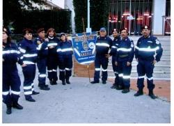 I volontari di Protezione Civile di Pachino
