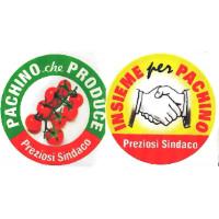 Elezioni amministrative Giugno 2009-  Pachino