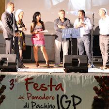 Iniziata la Festa del Pomodoro IGP di Pachino, quattro giorni di musica e degustazioni