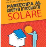Iniziativa GaSolare - Lascia che il sole paghi le tue bollette!!