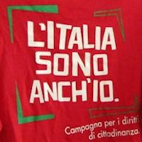 L'ITALIA sono anche io. Domenica parte la raccolta firme.