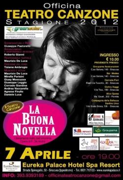 Spettacolo Teatro Canzone